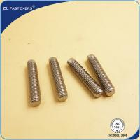 Wholesale High Precision Stainless Steel Weld Studs Zinc Plated / Copper Plated from china suppliers