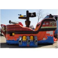 Wholesale Pirate Ship Slide Inflatable Combo Jumping House For Birthday Party from china suppliers