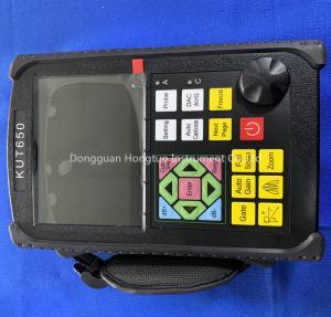 China Ultrasonic Flaw Detector NDT , Digital Ultrasonic Flaw Detector Testing Machine on sale