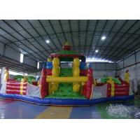 Wholesale Vivid Waterproof Inflatable Toddler Playground , Inflatable Amusement Park from china suppliers
