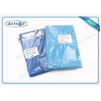 Wholesale ISO Approved nonwoven disposable bed sheets for hospital / spa / massage from china suppliers