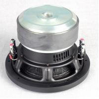 China 8 Enclosure Car Bass Amplifier , Spl Audio Subwoofer Non Pressed Paper Cone on sale