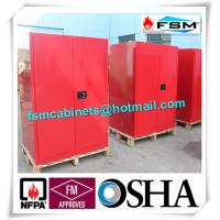 Wholesale Steel Venting Flammable Storage Cabinets For Laboratory Paint And Inks from china suppliers
