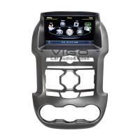 Buy cheap Car Stereo DVD Sat Nav For Ford Ranger Radio Bluetooth Headunit C245 from wholesalers
