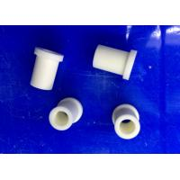 Quality Heat Resistant Industrial Ceramic Pieces Zirconia Ceramic Bushing / Ceramic Rings for sale