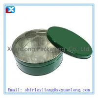 Wholesale Round Cookie Tin Can Box from china suppliers
