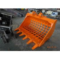 Wholesale Hitachi ZX200-3 Excavator Skeleton Rock Bucket With Customized Design from china suppliers