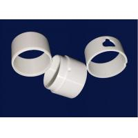 Wholesale Custom Advanced Ceramic Protection Tube Precision Ceramic Machining Service from china suppliers
