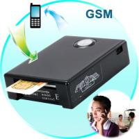Wholesale New GSM Spy Audio Listening Bug Remote Transmitter with sound activation auto callback from china suppliers