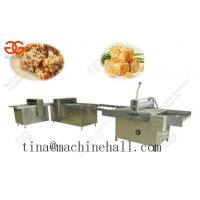 Buy cheap Peanut Brittle Bar Forming And Cutting Machine from Wholesalers