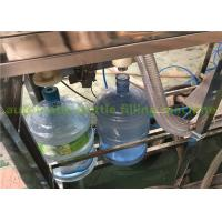 Wholesale SS304 20 Liter Water Bottle Filling Machine / 5 Gallon Bucket Mineral Water Plant from china suppliers