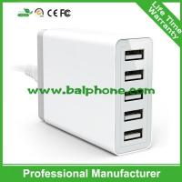 China 2016 Quick 2.0 5 USB wall charger for sale