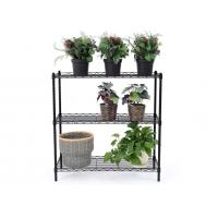 Wholesale Space Saving Metal Kitchen Shelves Cold - Rolled Steel Material Height Adjustable from china suppliers
