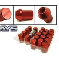 Wholesale High Performance Forged Wheel Parts / 35mm Rays Formula Lug Nuts from china suppliers
