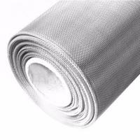 Wholesale 14*100 Mesh Plain Dutch Weave Stainless Wire Mesh 0.02mm-0.08mm Diameter from china suppliers