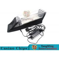 Wholesale Electric Control Casino Card Shoe Built - In High Speed Recognition Sensor from china suppliers