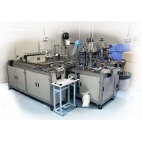 Wholesale Fully Automatic 90pcs / Min Disposable Face Mask Making Machine from china suppliers