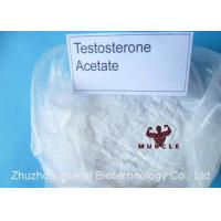 Wholesale Strongest Testosterone Steroid Testosterone Acetate / Test Ace For Fat Growth Safe Delivery from china suppliers