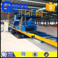 Wholesale Automatic roller conveyor shot blasting machine with ISO9001,CE certification from china suppliers