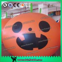 Wholesale Halloween Decoration Inflatable Pumpkin Helium Balloon from china suppliers