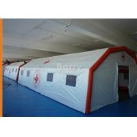 Wholesale Attractive Reusable Giant Air-Saeled Inflatable Tent For Emergency from china suppliers