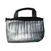 Wholesale Reusable Water Proof 600D Oxford Black Fabric Thermal Insulated Cooler Bags For Food from china suppliers