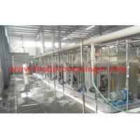 Wholesale sweet potato starch processing machinery |starch production line for potato starch from china suppliers