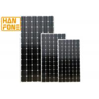 Wholesale 72 PCS Solar Panel Cells 300 Watt Solar Panel System For Solar Power from china suppliers