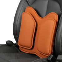 China Reliable Supplier Car Lumbar Support Memory Foam Back Cushion airbag waist cushion for sale