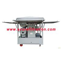 Buy cheap Mobile Trailer Vacuum Transformer Oil Purification Dehydration Machine from wholesalers