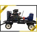 China Large Flow Diesel Engine Water Pump , Rricardo Petrol Water Pump  Turbocharging Air Intake for sale