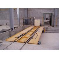 Wholesale AAC Pouring Ferry Car Concrete Mixing Plant / AAC Block Machinery from china suppliers