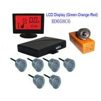 Wholesale Colorful LCD With 6 Sensors Parking Sensor from china suppliers