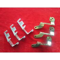Wholesale Aluminum / Silver Metal Stamping Parts , Custom Metal Stamping Services from china suppliers