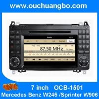 Wholesale Ouchuangbo Mercedes benz Vian Sprinter gps radio navi support iPod swc canbus factory price OCB-1501 from china suppliers