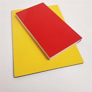 Wholesale Color Coated  Aluminum Composite Panel Width 1500mm Max Outer Wall from china suppliers