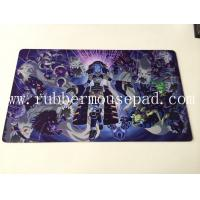 China Magician Girl Printed Mouse Mat Sublimation with heat resistance on sale