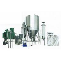 Wholesale 153 Kw Industrial Spray DryerWith 100 Kg / H Water Evaporation Capacity from china suppliers