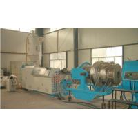 Wholesale Composite Pipe Production Line / Double Screw Extruder Machines from china suppliers