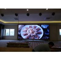 Buy cheap HD LED Display sign P2 indoor led large screen display video wall Multi-Media LED display from Wholesalers
