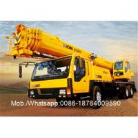 Wholesale QY30K5-I XCMG Mobile Crane , 5 Arms 5.85m Span 48.7m Lifting Height 30 Ton Crane Truck from china suppliers