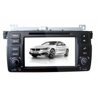 Wholesale Single Din 7 inch 1 M3 / E46 BMW DVD GPS with Android 5.0 Systems from china suppliers