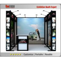 Buy cheap 10 x 10ft Modular Exhibits , Resuable Custom Expo Display Stands from wholesalers