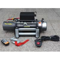 China jeep winches for 4x4 off road shops on sale