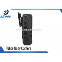 Wholesale Waterproof Night Vision Body Worn Camera Law Enforcement With Live Streaming Video from china suppliers
