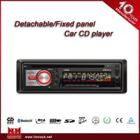 China Car CD player with USB/SD card slot & AUX input,single din,CD/CD-R/CD-RW/MP3 player(Model:V-6580M) on sale