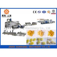 Wholesale 2D 3D pufing snack pellet snack food production line from china suppliers
