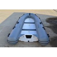 Wholesale Dimensional Stability Folding Rigid Inflatable Boat 3M Hypalon With Seats from china suppliers
