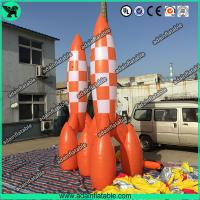 Wholesale Inflatable Rocket For Space Events from china suppliers