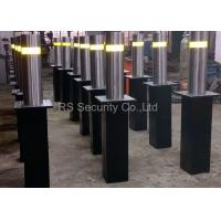 Wholesale Parking Barriers Hydraulic Bollards , Electric Rising Bollards Automatic Powered from china suppliers